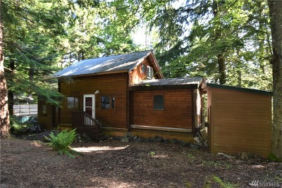 Lummi Island Single Family Home For Sale: 1190 Scenic Ave