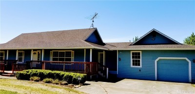 Tenino Single Family Home Pending Inspection: 3247 177th Ct SE