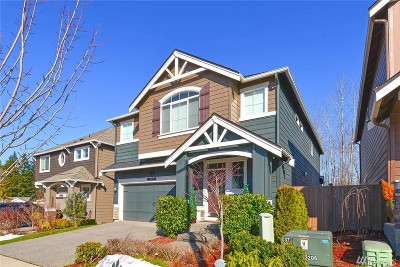 Lake Stevens Single Family Home Contingent: 1605 77th Ave SE