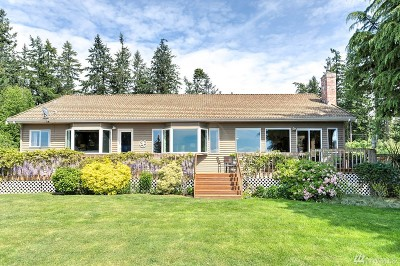 Freeland Single Family Home Sold: 1494 Olympic Heights Lane