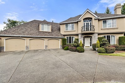 Sammamish Single Family Home For Sale: 1150 268th Wy SE
