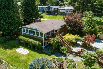 Langley Single Family Home Sold: 2756 Center St