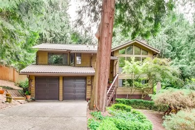 Sammamish Single Family Home For Sale: 305 207th Ave NE