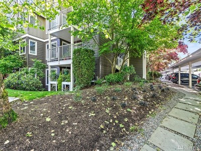 King County Condo/Townhouse For Sale: 300 N 130th St #3102