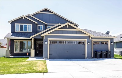 Moses Lake Single Family Home For Sale: 4715 W Badger St