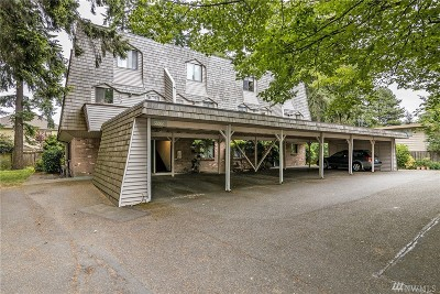 Edmonds Condo/Townhouse For Sale: 8605 244th St SW #3E