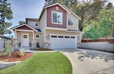 Pierce County Single Family Home For Sale: 10938 99th Av Ct SW