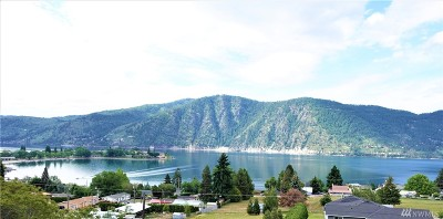 Chelan, Chelan Falls, Entiat, Manson, Brewster, Bridgeport, Orondo Residential Lots & Land For Sale: 410 Lakeshore Dr