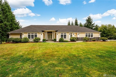 Snohomish County Single Family Home For Sale: 18833 74th St NE
