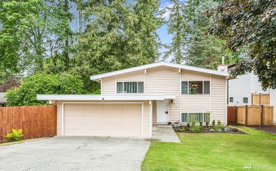 Kirkland Single Family Home For Sale: 316 19th Ave