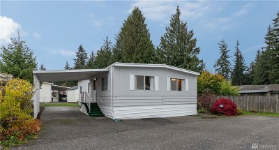 Mobile Home Sold: 1316 91st Ave SE #13