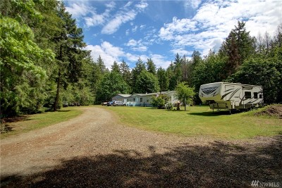Concrete Single Family Home For Sale: 7911 NE Cape Horn Rd