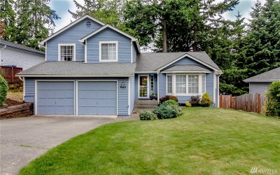 Federal Way Single Family Home For Sale: 5142 SW 326th Place
