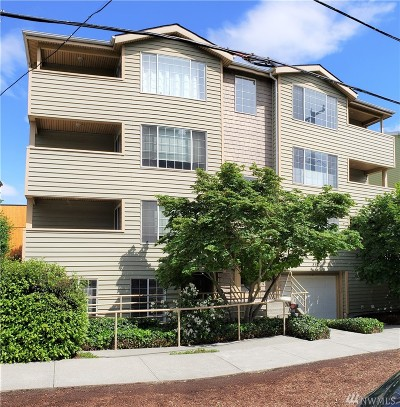 Seattle Condo/Townhouse For Sale: 8820 Nesbit Ave N