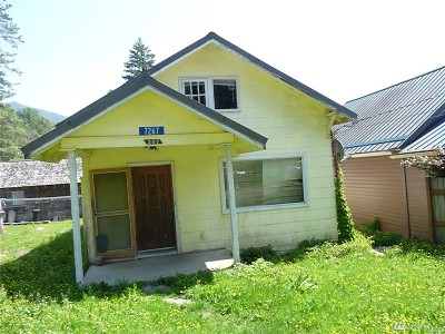 Concrete Single Family Home For Sale: 7267 B Ave