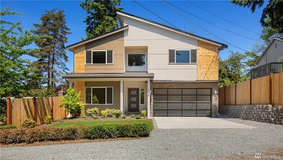 Seattle Single Family Home For Sale: 1214 NE 123rd St