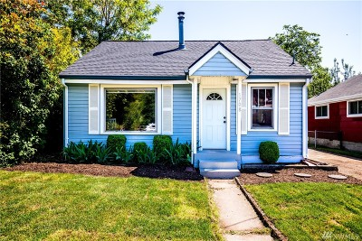 Bremerton Single Family Home For Sale: 1708 Snyder Ave