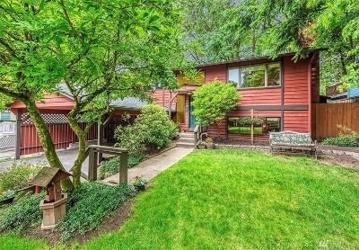 Kirkland Single Family Home For Sale: 11618 NE 74th St