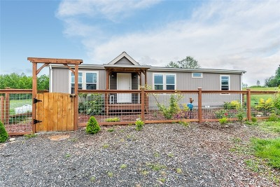Ferndale Single Family Home For Sale: 2555 Brown Rd