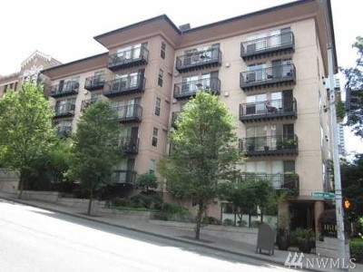 Seattle Condo/Townhouse For Sale: 1323 Boren Ave #603