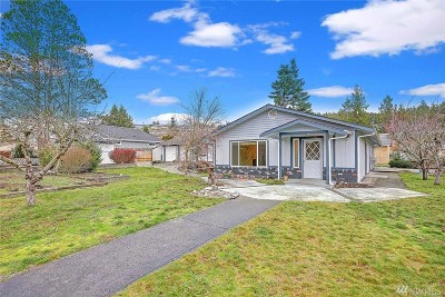 Camano Island Single Family Home For Sale: 156 Tarragon Ave