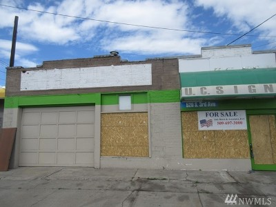 Commercial For Sale: 520 S 3rd Ave