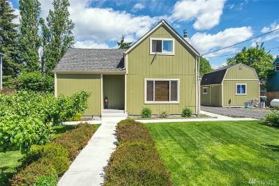 Centralia Single Family Home For Sale: 1110 L St