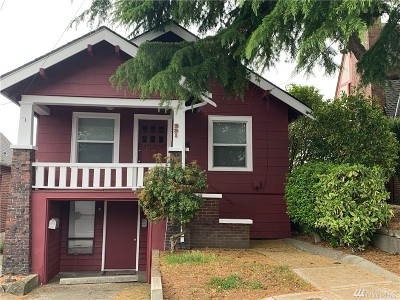 Bremerton Single Family Home For Sale: 231 6th St