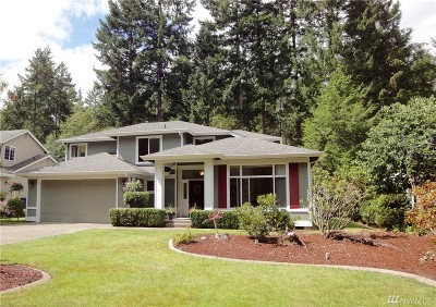 Port Orchard Single Family Home For Sale: 7182 Parkstone Ave SW