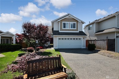 Pierce County Single Family Home For Sale: 1822 62nd Crt SE