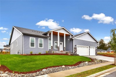 Single Family Home For Sale: 5942 April Lane