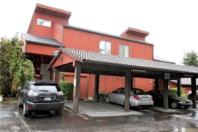 Des Moines Condo/Townhouse For Sale: 1208 S 216th S
