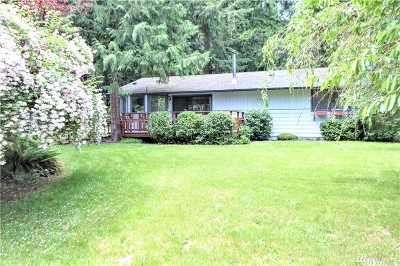 Yelm Single Family Home Pending: 15907 Lawrence Place SE