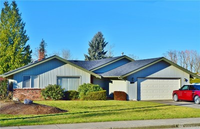 Lynden Single Family Home For Sale: 8635 Bender Rd