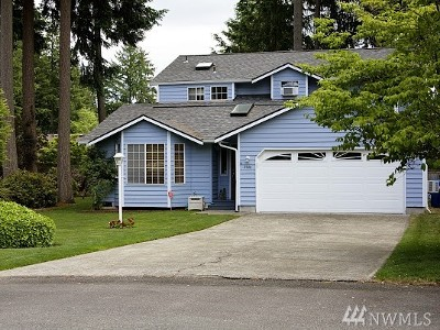 Olympia Single Family Home For Sale: 8926 SE Wendy Dr