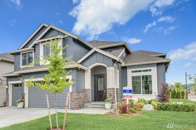Renton Single Family Home For Sale: 17557 SE 188th Place #Lot25