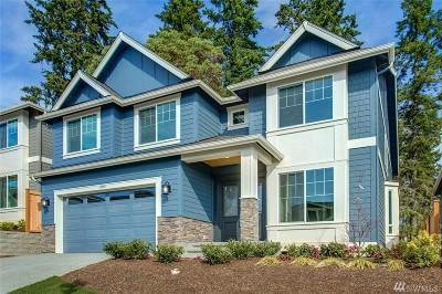 Kirkland Single Family Home For Sale: 13706 NE 133rd Place #Lot19