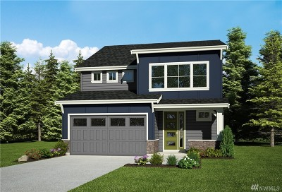Bothell Single Family Home For Sale: 4328 232nd Place SE #2