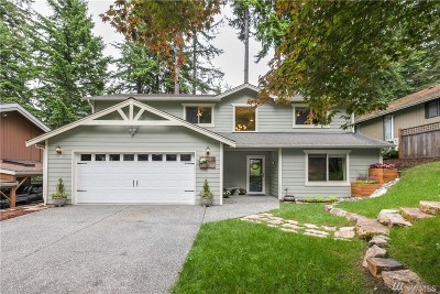 Bellingham WA Single Family Home Pending: $399,000