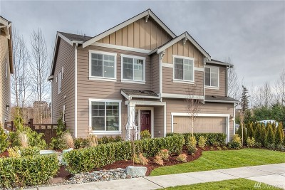 Covington Single Family Home For Sale: 25620 207th (Lot 127) Ave SE