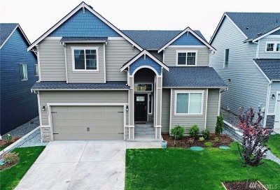 Yelm Single Family Home For Sale: 15411 92nd Ave SE