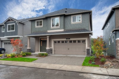 Lake Stevens Single Family Home For Sale: 709 101st Ave SE #W42