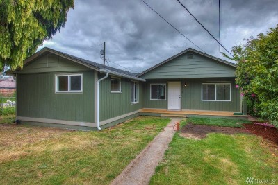 Tacoma Single Family Home For Sale: 5415 S Sheridan Ave