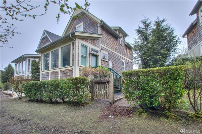 Grays Harbor County Single Family Home For Sale: 37 Lily Lane