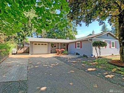 Lacey Single Family Home For Sale: 5728 39th Ave SE