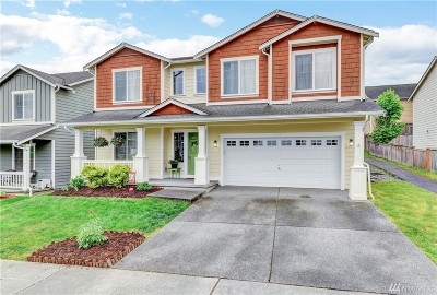 Snohomish Single Family Home For Sale: 5902 119th St SE
