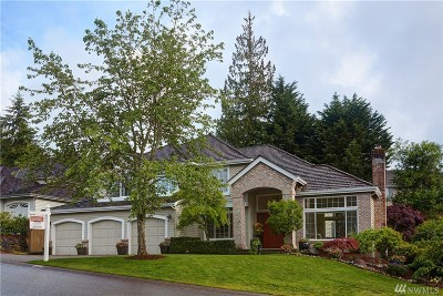 Sammamish Single Family Home For Sale: 24213 SE 46th Wy