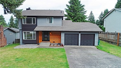 Federal Way Single Family Home For Sale: 428 S 306th St