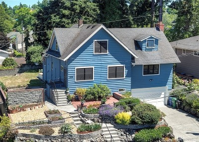 Seattle Single Family Home For Sale: 3008 50th Ave SW