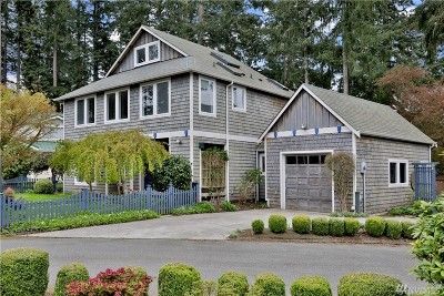 Langley Single Family Home Sold: 301 Noblecliff Place